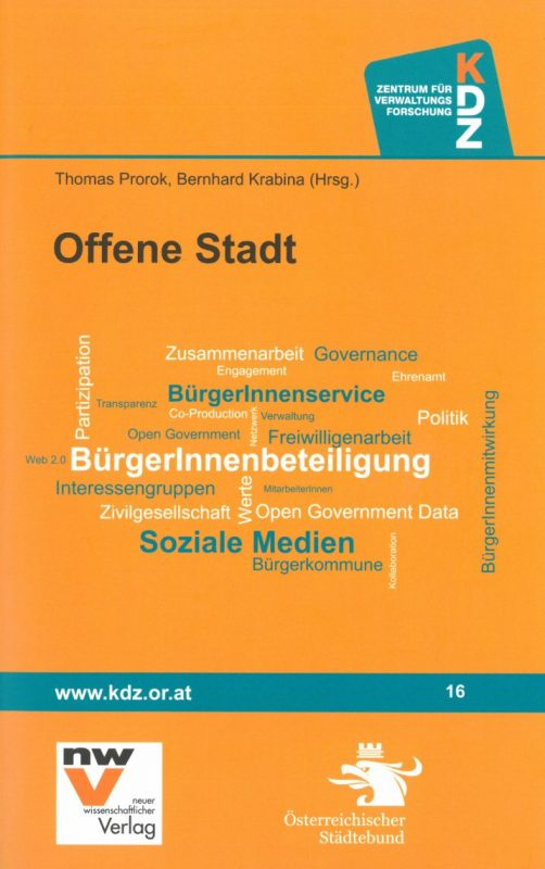 Cover Offene Stadt