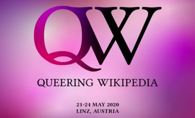 Queering Wikipedia Logo